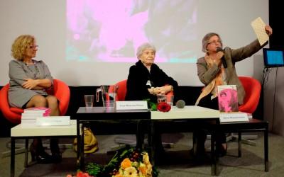 Spotkanie z Kają Mirecką-Ploss, 19 września 2014 Warszawa