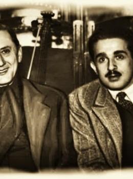 Marian Hemar i Fryderyk Jarosy