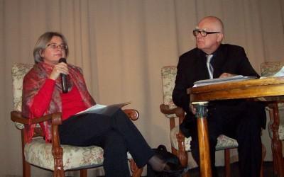 Anna Mieszkowska i Wojciech Dąbrowski