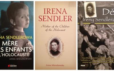 Dzieci Ireny Sendlerowej - okładki wydań zagranicznych